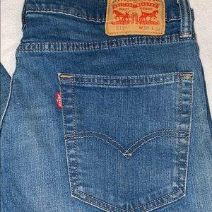 Men's 511 36x34 Levi Jeans